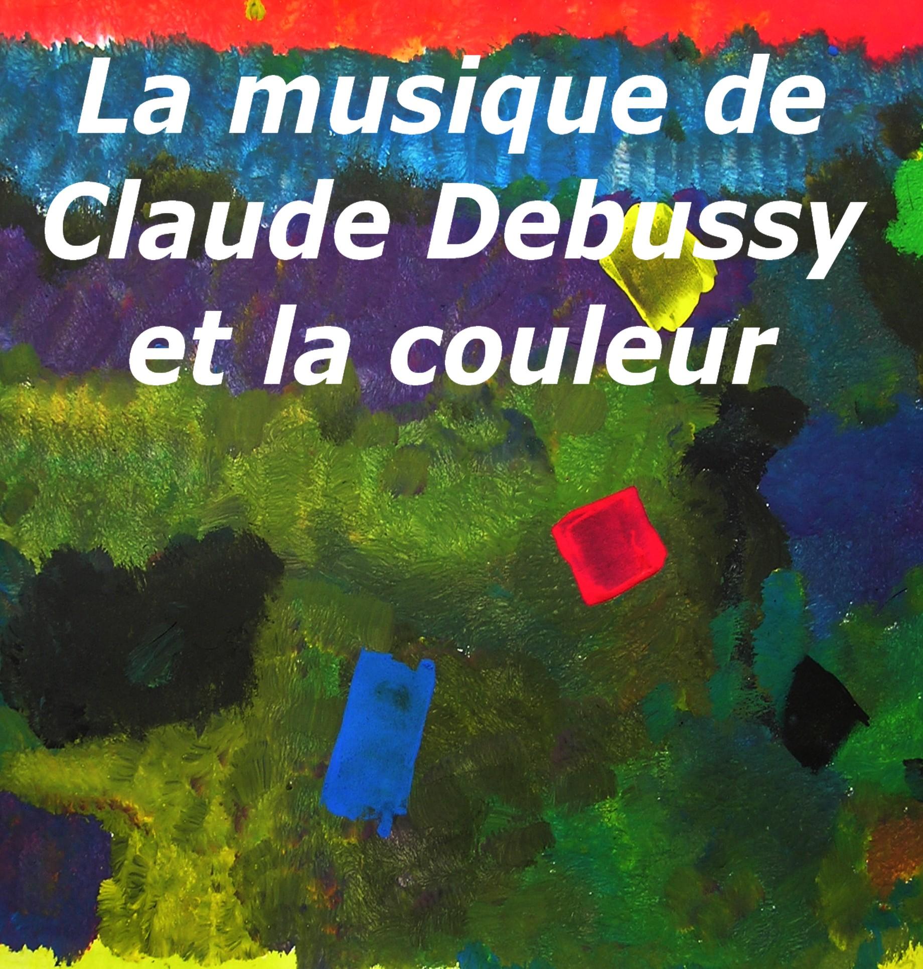 Debussy et la couleur